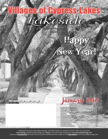 VCL Lakeside January 2018