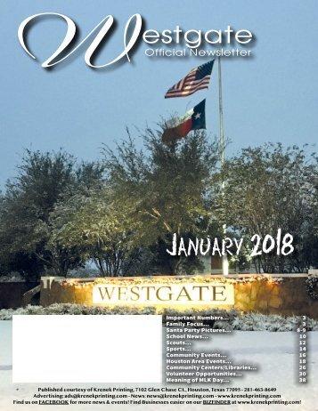 Westgate January 2018