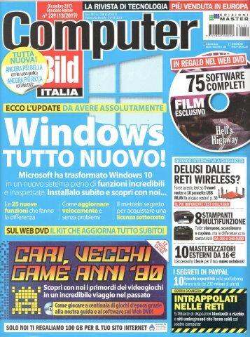 13.Computer Bild Italia Dicembre 2017