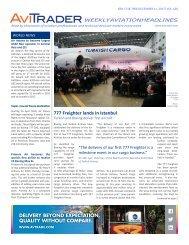AviTrader Weekly News 2017-12-11