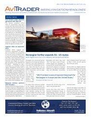 AviTrader Weekly News 2017-12-18