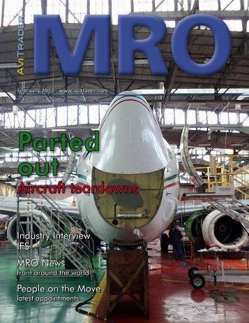 AviTrader MRO Magazine 2017-02