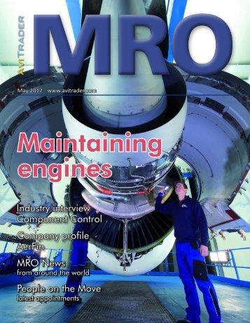 AviTrader MRO Magazine 2017-05