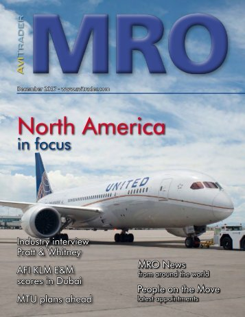 AviTrader MRO Magazine 2017-12