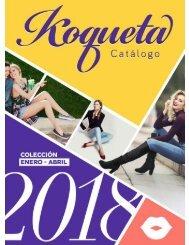 KOQUETA CAMPAÑA 1-2018