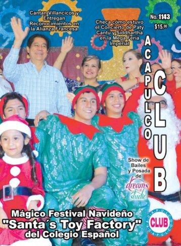 Revista Acapulco Club 1143