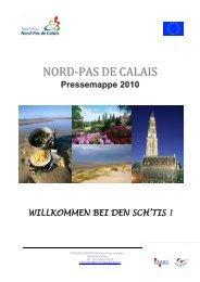 Jährliche Veranstaltungen in der Region Nord-Pas de Calais