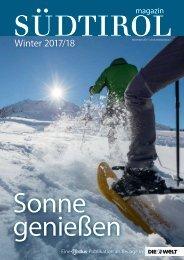 Südtirol Magazin Winter 2017/18 - Die Welt