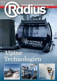 Alpine Technologien 2017