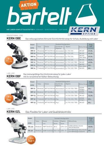 KERN: Best of Optics