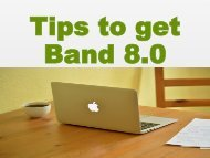 Tips to Get Band 8   How to score good in IELTS   IELTS   Best IELTS Tips   IELTS Tips