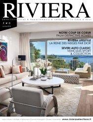 Riviera Sélections - Janvier 2018