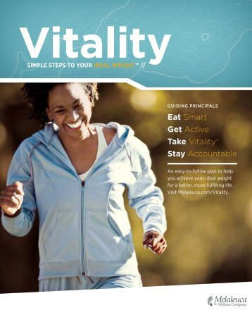 Vitality Weight Loss Guide