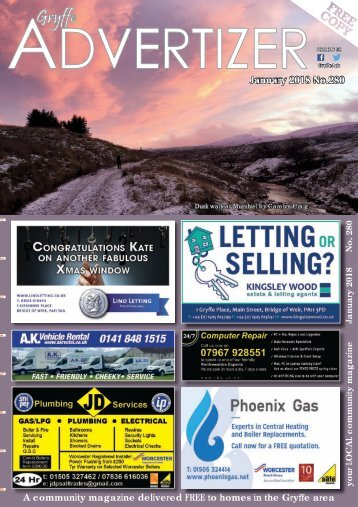 280 January 2018 - Gryffe Advertizer