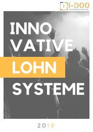 I-DOO Ínnovative Lohnsysteme