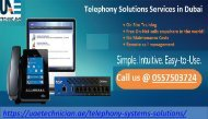 Need to help Telephony Solutions Services. Call us @ 0557503724