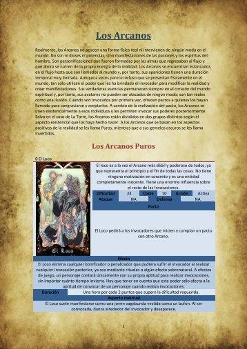 Grandes Bestias y Encarnaciones