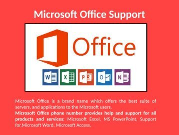 Microsoft office customer service number 1-888-909-0535