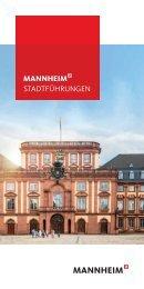 Mannheim Stadtführungen 2018