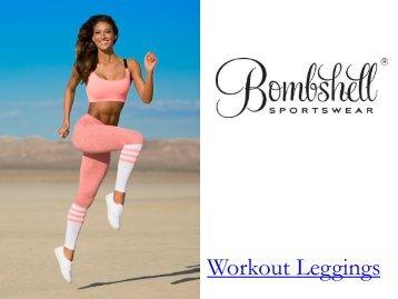 Top Workout Leggings  Online at Bombshell Sportswear