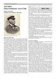110 Jahre Österreichischer Aero-Club 1901-2011 - Prop