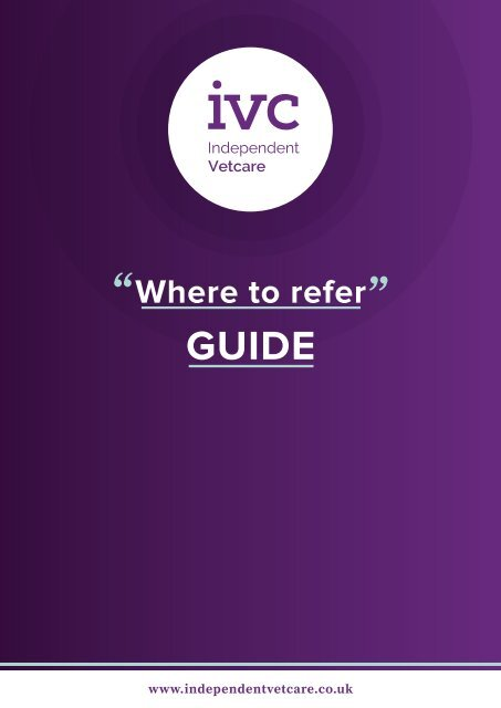 IVC Referral Directory 040118