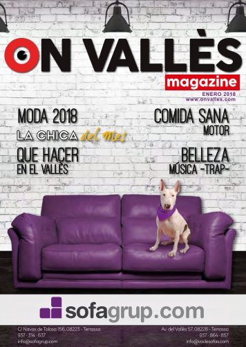 On Vallès Magazine Enero 2018