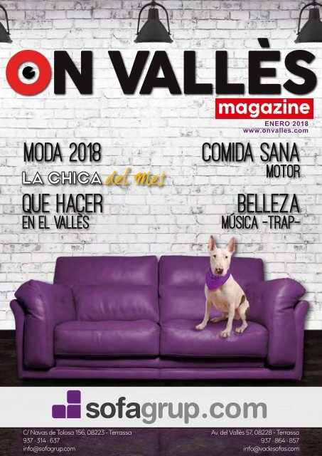 On Vallès Magazine Enero 2018