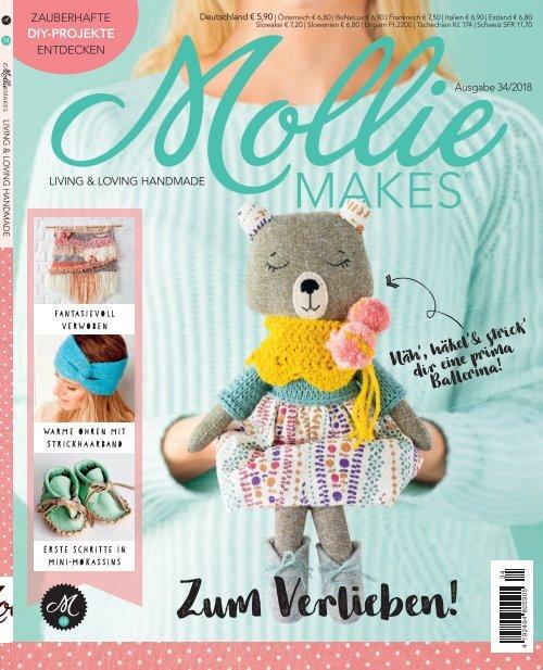 Mollie Makes 34/2018