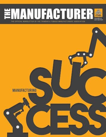 The Manufacterer Newsletter 8.5 x 11 E-MAG