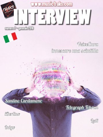 TRAKS INTERVIEW #7