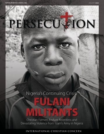 January 2018 Persecution Magazine