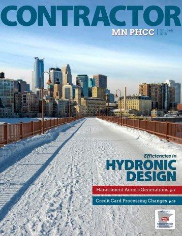 Minnesota PHCC Contractor Jan-Feb 2018
