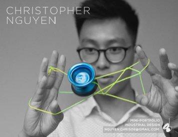 Christopher Nguyen - Mini Portfolio
