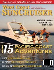 2018 SunCruiser West Coast