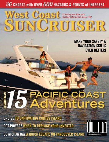 2018 SunCruiser West Coast