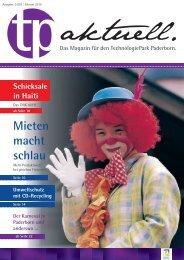 Mieten macht schlau - TechnologiePark - Paderborn