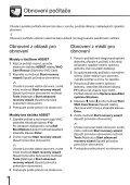Sony VPCEB2E4E - VPCEB2E4E Guide de dépannage Tchèque - Page 6