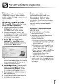 Sony VPCEB2E4E - VPCEB2E4E Guide de dépannage Turc - Page 5