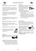 KitchenAid JT 366 SL - JT 366 SL SK (858736699890) Istruzioni per l'Uso - Page 4