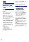 Sony DSC-T900 - DSC-T900 Consignes d'utilisation Grec - Page 2
