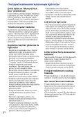 Sony DSC-T900 - DSC-T900 Consignes d'utilisation Turc - Page 6
