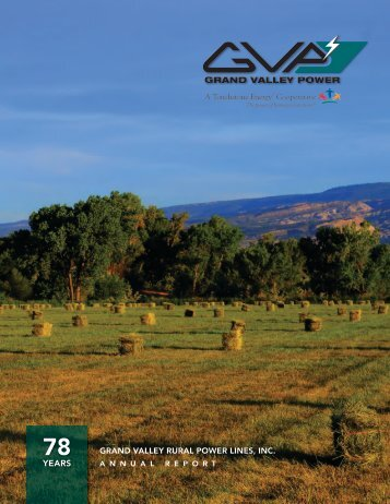 2014 Grand Valley Annual Report
