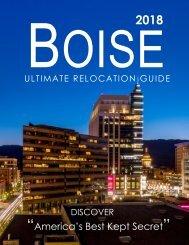Boise Relocation Guide 2018