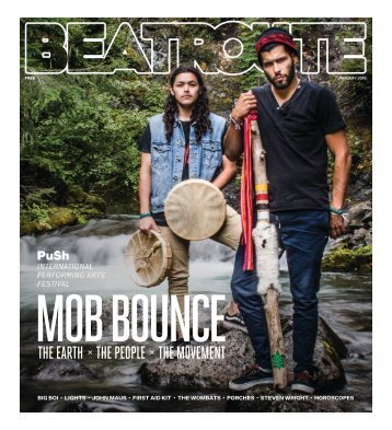 BeatRoute Magazine BC Print Edition January 2018