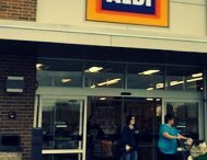 ALDI 5 miles to the east of Smile Shoppe Pediatric Dentistry Rogers, AR 72758