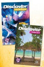 Discover Trinidad & Tobago 2016 — 25th Anniversary Edition