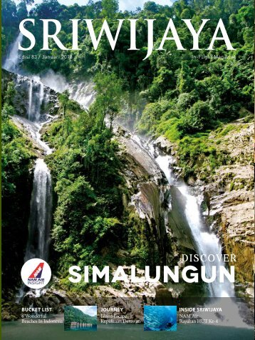 Sriwijaya Air Januari 2018