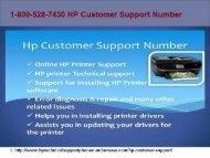 18005287430 HP Customer Support