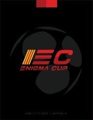 ENIGMA CUP Presentation Booklet